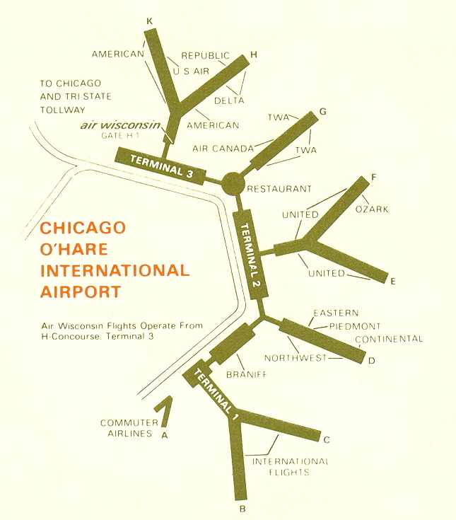 Car Service From O Hare Airport To Downtown Chicago